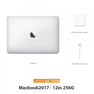 macbook 12in 256g 2017 silver